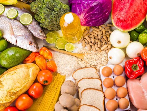 Natural food sources for Vitamin B